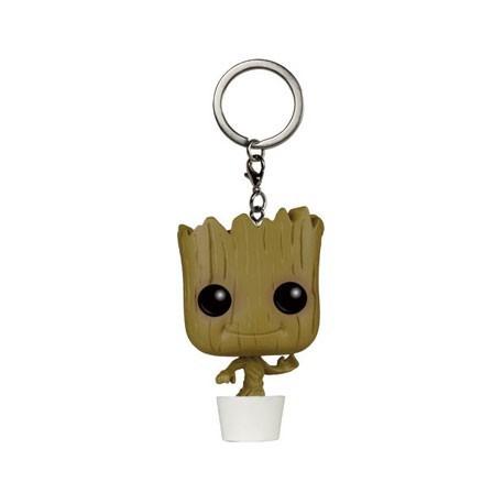 Figur Pocket Pop Keychains Guardians of the Galaxy Dancing Groot Funko Geneva Store Switzerland