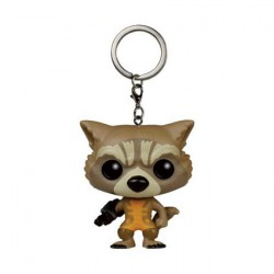 Pocket Pop Keychains Guardians of the Galaxy Rocket Raccoon