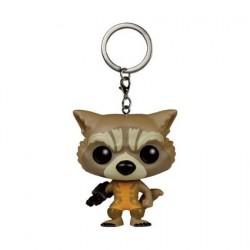 Figurine Pop Pocket Porte-clés Guardians of the Galaxy Rocket Raccoon Funko Boutique Geneve Suisse