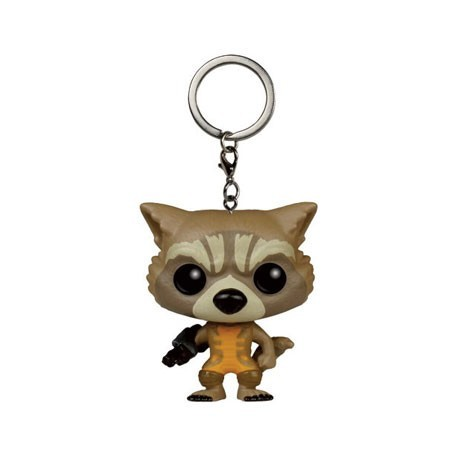 Figur Pocket Pop Keychains Guardians of the Galaxy Rocket Raccoon Funko Geneva Store Switzerland
