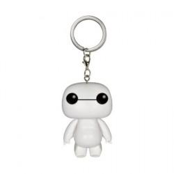 Figurine Pop Pocket Porte-clés Disney Big Hero 6 Nursebot Baymax Funko Boutique Geneve Suisse