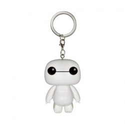 Pocket Pop Keychains Disney Big Hero 6 Nursebot Baymax
