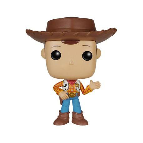 Figurine Pop Disney Toy Story Woody (Rare) Funko Boutique Geneve Suisse
