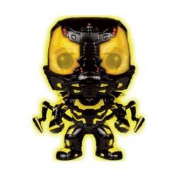 Figurine Pop Marvel Ant-Man Phosphorescent Yellowjacket Edition Limitée Funko Figurines Pop! Geneve