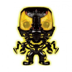 Figuren Pop Marvel Ant-Man Phosphoreszierend Yellowjacket Limited Edition Funko Figuren Pop! Genf