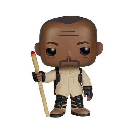 Figurine Pop The Walking Dead Series 5 Morgan Funko Boutique Geneve Suisse