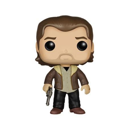 Figurine Pop The Walking Dead Series 5 Rick Grimes Funko Boutique Geneve Suisse