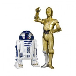 Figuren Star Wars C-3PO & R2-D2 Artfx+ Kotobukiya Figuren und Zubehör Genf