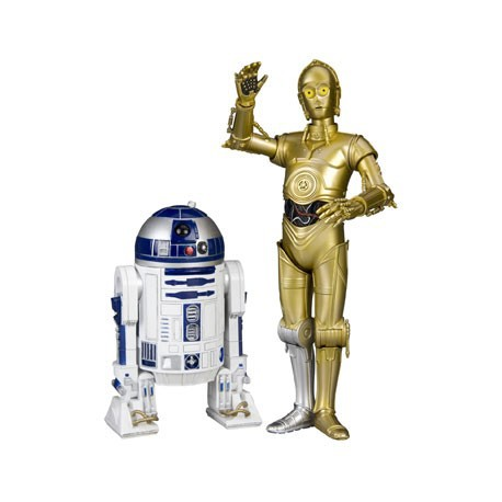 Figur Star Wars C-3PO & R2-D2 Artfx+ Kotobukiya Toys and Accessories Geneva
