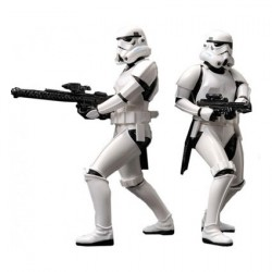 Star Wars Stormtrooper Build Pack ARTFX+ (2 pcs)