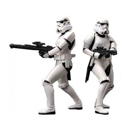 Figur Star Wars Stormtrooper Build Pack ARTFX+ (2 pcs) Preorder Geneva