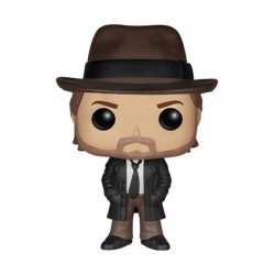 Figurine Pop Gotham Harvey Bullock (Vaulted) Funko Boutique Geneve Suisse