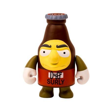 Figur The Simpsons Surly Duff Kidrobot Geneva Store Switzerland