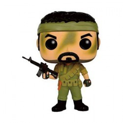 Pop Games Call of Duty MSgt. Frank Woods Vinyl