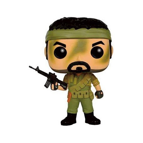 Pop! Games: Call of Duty - Lt. Simon -Ghost- Riley