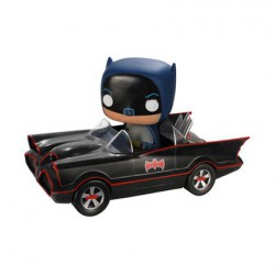 Pop Batman 1966 Batmobile