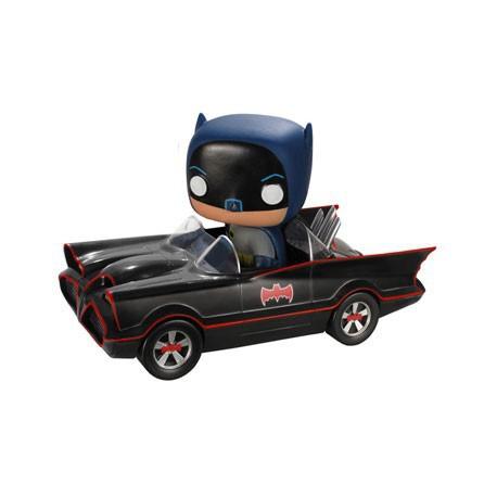 Figuren Pop TV Batman 1966 Batmobile Funko Genf Shop Schweiz