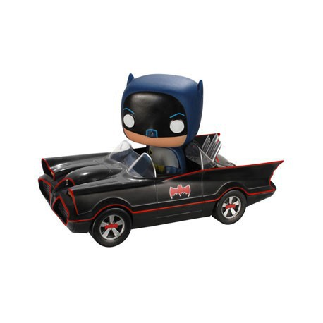 Figurine Pop Batman 1966 Batmobile Funko Boutique Geneve Suisse