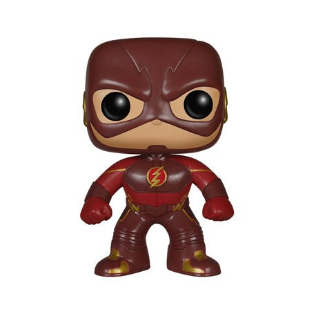 Figurine Pop DC The Flash TV Série The Flash (Rare) Funko Boutique Geneve Suisse