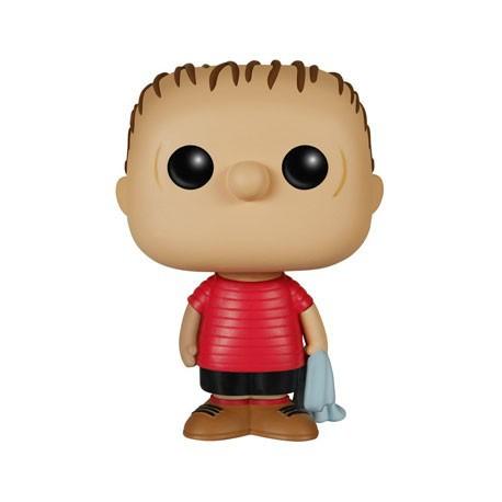 Figur Pop! Cartoons: Peanuts - Linus Funko Geneva Store Switzerland