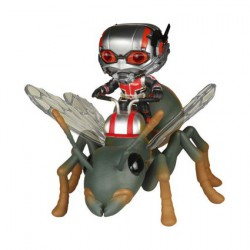 Figuren Pop Rides Marvel Ant-Man und Ant-Thony Funko Vorbestellung Genf