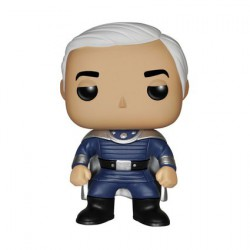 Figurine Pop TV BattleStar Galactica Commander Adama (Vauled) Funko Figurines Pop! Geneve