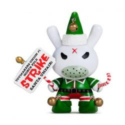Grumpy Elf Dunny by Frank Kozik