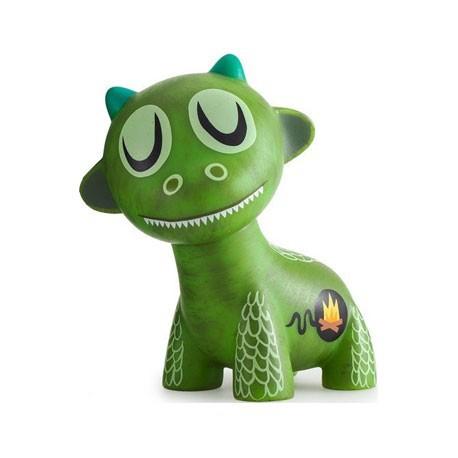 Figur Ferals Dragon Scout Master by Amanda Visell Kidrobot Little Toys Geneva