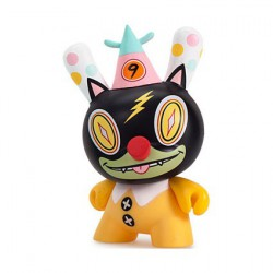 Dunny The 13 Jinx by Brandt Peters