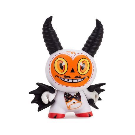 Figur Dunny The 13 Diablo by Brandt Peters Kidrobot Dunny and Kidrobot Geneva