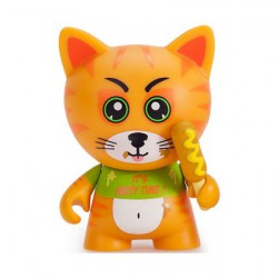 Tricky Cats Greedy Tricky by Kidrobot