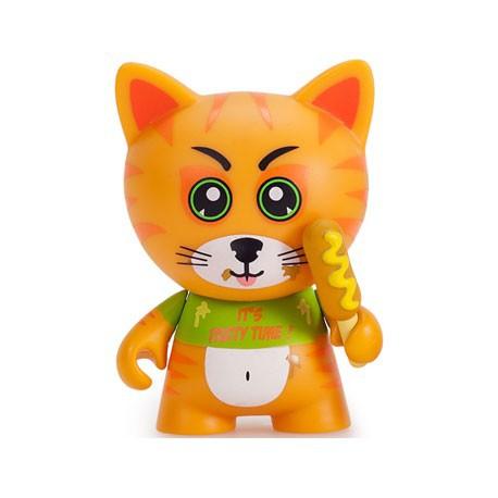 Figur Tricky Cats Greedy Tricky by Kidrobot Kidrobot Geneva Store Switzerland