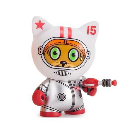 Figur Tricky Cats Spacecat Tricky by Kidrobot Kidrobot Designer Toys Geneva