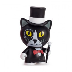 Tricky Cats Tuxedo Tricky by Kidrobot