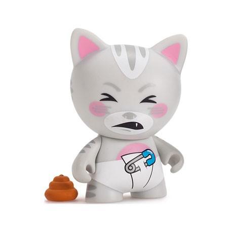 Figur Tricky Cats Cranky Tricky by Kidrobot Kidrobot Geneva Store Switzerland