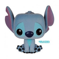 Figuren Pop Disney Lilo and Stitch Flocked Stitch Limited Edition Funko Genf Shop Schweiz