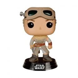 Pop Star Wars Episode VII - Le Réveil de la Force Rey avec Lunettes