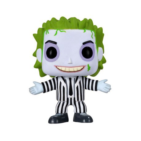 Figur Pop Movies Vinyl Beetlejuice (Rare) Funko Geneva Store Switzerland