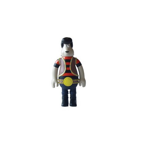 Figur Forever Sensible Motocycle Club Mongo by James Jarvis Amos Noveltie Large Toys Geneva