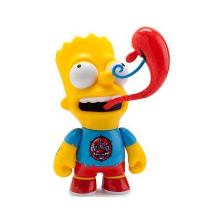 Figuren The Simpsons Bart von Kenny Scharf Kidrobot Genf Shop Schweiz