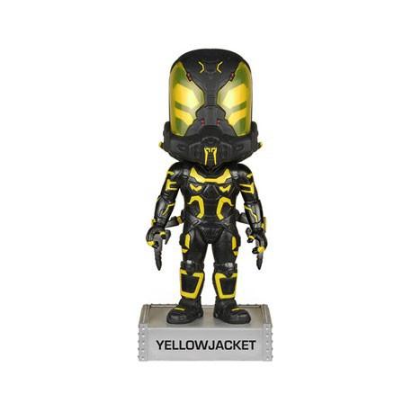 Figur Ant-Man Marvel Yellowjacket Wacky Wobbler Funko Geneva Store Switzerland