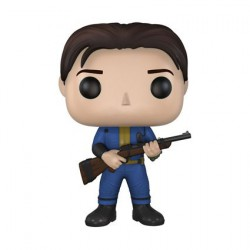 Figurine Pop Games Fallout 4 Vault Dweller Funko Figurines Pop! Geneve