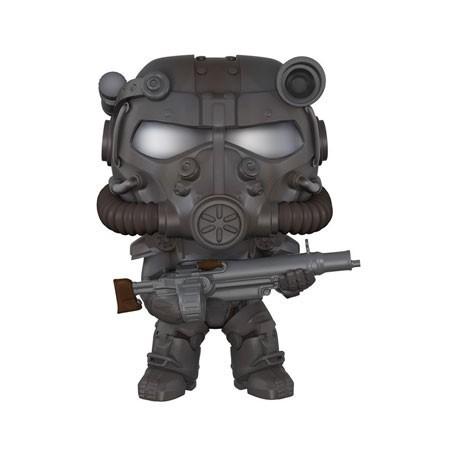 Figur Pop! Games Fallout 4 T-60 Power Armor Funko Geneva Store Switzerland
