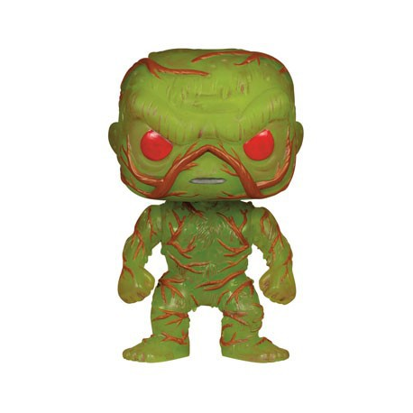 Figur Pop DC Swamp Thing (Vaulted) Funko Geneva Store Switzerland