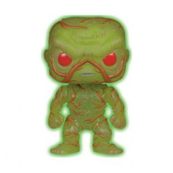 Pop! DC Swamp Thing Glow in the Dark Limited Edition