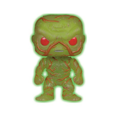 Figur Pop! DC Swamp Thing Glow in the Dark Limited Edition Funko Geneva Store Switzerland