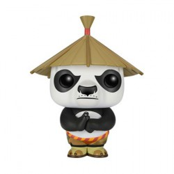 Pop Kung Fu Panda Po with Hat (Rare)