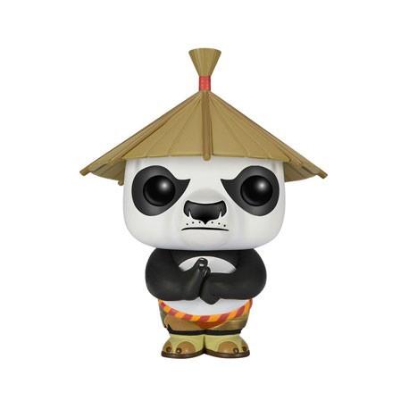 Figuren Pop Kung Fu Panda Po with Hat (Selten) Funko Genf Shop Schweiz