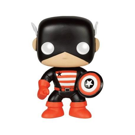 Figur Pop Marvel US Agent Limited Edition Funko Geneva Store Switzerland