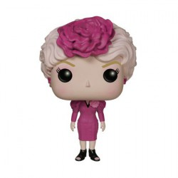 Pop! Movies The Hunger Games Effie Trinket (Vaulted)